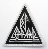 Def Leppard - 'Logo' Embroidered Patch